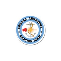 Argentine Naval Aviation Patch Golf Ball Marker (10 Pack) by abbeyz71