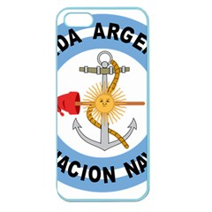 Argentine Naval Aviation Patch Apple Seamless Iphone 5 Case (color) by abbeyz71