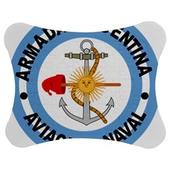 Argentine Naval Aviation Patch Jigsaw Puzzle Photo Stand (bow) by abbeyz71