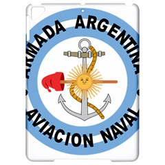 Argentine Naval Aviation Patch Apple Ipad Pro 9 7   Hardshell Case by abbeyz71