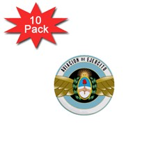 Argentine Army Aviation Badge 1  Mini Buttons (10 Pack)  by abbeyz71