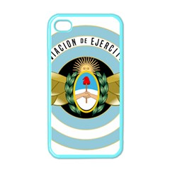 Argentine Army Aviation Badge Apple Iphone 4 Case (color)