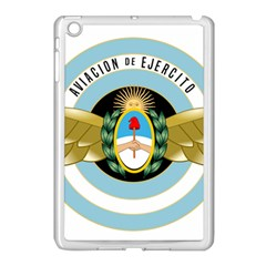 Argentine Army Aviation Badge Apple Ipad Mini Case (white) by abbeyz71