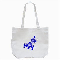 Skunk Animal Still From Tote Bag (white)