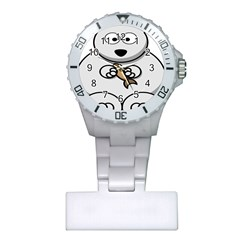 Bear Polar Bear Arctic Fish Mammal Plastic Nurses Watch