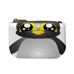 Cute Penguin Animal Mini Coin Purses