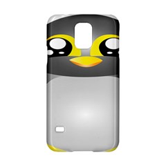 Cute Penguin Animal Samsung Galaxy S5 Hardshell Case