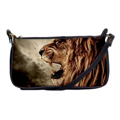 Roaring Lion Shoulder Clutch Bags by Nexatart