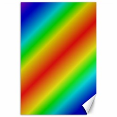 Background Diagonal Refraction Canvas 24  X 36