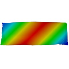 Background Diagonal Refraction Body Pillow Case (dakimakura)