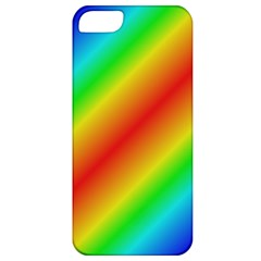 Background Diagonal Refraction Apple Iphone 5 Classic Hardshell Case