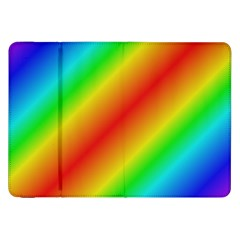 Background Diagonal Refraction Samsung Galaxy Tab 8 9  P7300 Flip Case