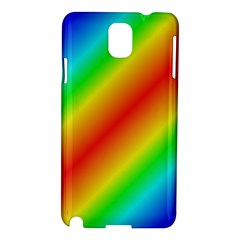 Background Diagonal Refraction Samsung Galaxy Note 3 N9005 Hardshell Case