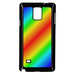 Background Diagonal Refraction Samsung Galaxy Note 4 Case (black) by Nexatart