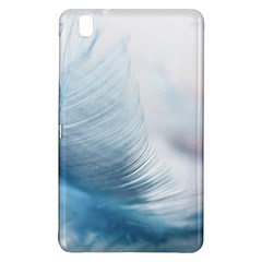 Feather Ease Slightly Blue Airy Samsung Galaxy Tab Pro 8 4 Hardshell Case