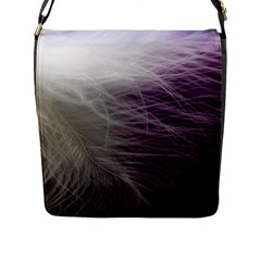 Feather Ease Airy Spring Dress Flap Messenger Bag (l)