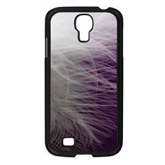 Feather Ease Airy Spring Dress Samsung Galaxy S4 I9500/ I9505 Case (black)