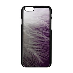 Feather Ease Airy Spring Dress Apple Iphone 6/6s Black Enamel Case