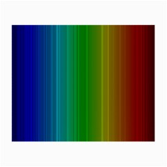 Spectrum Colours Colors Rainbow Small Glasses Cloth