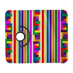 Rainbow Geometric Design Spectrum Galaxy S3 (flip/folio)