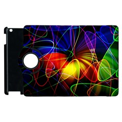 Fractal Pattern Abstract Chaos Apple Ipad 3/4 Flip 360 Case