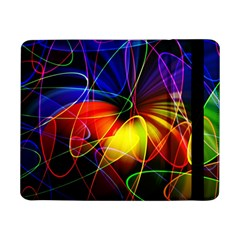 Fractal Pattern Abstract Chaos Samsung Galaxy Tab Pro 8 4  Flip Case