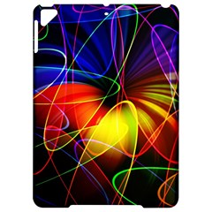 Fractal Pattern Abstract Chaos Apple Ipad Pro 9 7   Hardshell Case by Nexatart