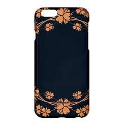 Floral Vintage Royal Frame Pattern Apple Iphone 6 Plus/6s Plus Hardshell Case