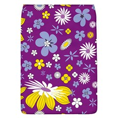 Floral Flowers Flap Covers (l)