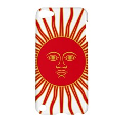 Peru Sun Of May, 1822 1825 Apple Ipod Touch 5 Hardshell Case by abbeyz71