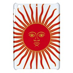 Peru Sun Of May, 1822 1825 Apple Ipad Mini Hardshell Case by abbeyz71