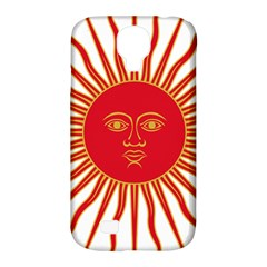 Peru Sun Of May, 1822 1825 Samsung Galaxy S4 Classic Hardshell Case (pc+silicone) by abbeyz71