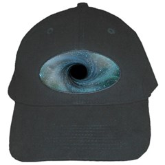Cosmic Black Hole Black Cap