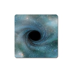 Cosmic Black Hole Square Magnet