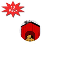 Dog Toy Clip Art Clipart Panda 1  Mini Buttons (10 Pack)
