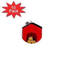 Dog Toy Clip Art Clipart Panda 1  Mini Magnet (10 Pack)