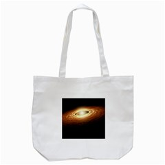 Erupting Star Tote Bag (white)