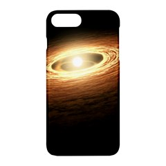 Erupting Star Apple Iphone 7 Plus Hardshell Case by Sapixe