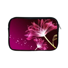 Drawing Flowers Lotus Apple Ipad Mini Zipper Cases by Sapixe