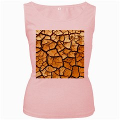 Dry Ground Women s Pink Tank Top