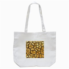 Dry Ground Tote Bag (white)