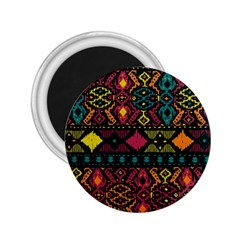 Ethnic Pattern 2 25  Magnets