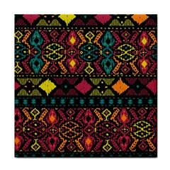 Ethnic Pattern Face Towel