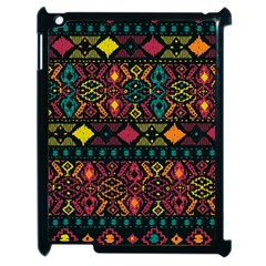 Ethnic Pattern Apple Ipad 2 Case (black) by Sapixe