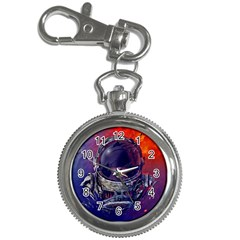 Eve Of Destruction Cgi 3d Sci Fi Space Key Chain Watches by Sapixe