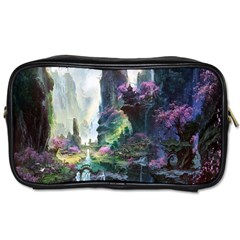 Fantastic World Fantasy Painting Toiletries Bags 2 Side by Sapixe