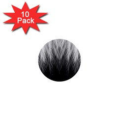 Feather Graphic Design Background 1  Mini Buttons (10 Pack)