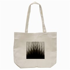 Feather Graphic Design Background Tote Bag (cream)
