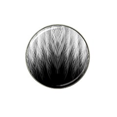 Feather Graphic Design Background Hat Clip Ball Marker (4 Pack)