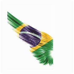 Flag Of Brazil Large Garden Flag (two Sides)